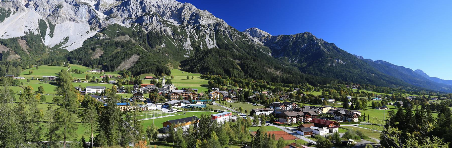Klettern und Klettertouren in Ramsau am Dachstein